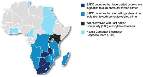 IDGConnect Africa 2013 : Cyber Crime, Hacking and malware Analysis